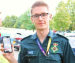 SOUTH WEST AMBULANCE SERVICE TAKES 'GOODSAM' ON BOARD