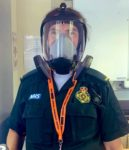 LONDON AMBULANCE SERVICE RESUSCITATES  PROVISION OF PPE